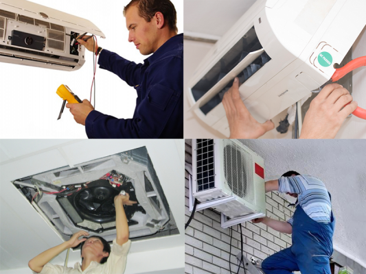 dịch vụ sửa chữa máy lạnh Củ Chi tại nhà chuyên nghiệp